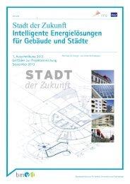 Leitfaden zur Projekteinreichung (818.3 kB) - Haus der Zukunft