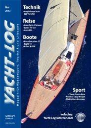 ca. 8 MB - Yacht-Log