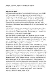 Testbericht Lis Widmer - Mammut