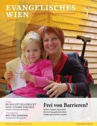 Ausgabe 02/2013 - Evangelische Kirche Wien