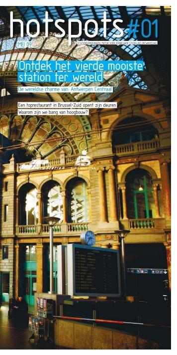 ontdek het vierde mooiste station ter wereld - Euro Immo Star