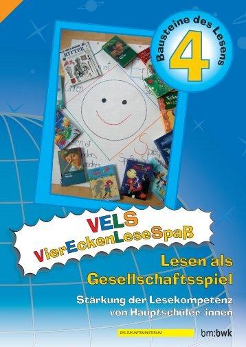 Baustein 4: VELS - VierEckenLeseSpaß - Gemeinsam lernen