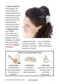 Brauthaarschmuck und Schleier - Braut-Accessoires von Rosine M. - Seite 3