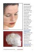 Brauthaarschmuck und Schleier - Braut-Accessoires von Rosine M. - Seite 6
