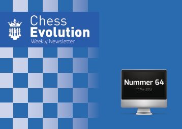 Nummer 64 - Chess Evolution Weekly Newsletter