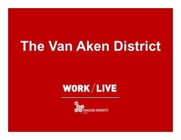 The Van Aken District - Work Live Shaker Heights