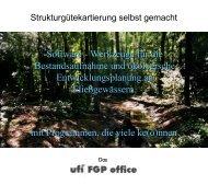 Strukturgütekartierung, Folien - UFI Umweltforschungsinstitut