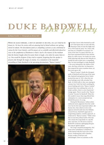 DUKE BARDWELL - Butt Rub.com