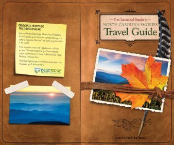 Download our PDF - North Carolina's Great Smoky Mountains