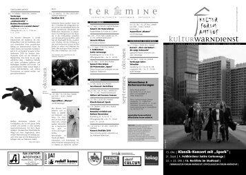 95 - Kultur Forum Amthof