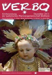 Kirchenzeitung Dezember 2013 der katholischen ...