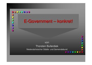 Herr Thorsten Bullerdiek - Institut für E-Business GmbH