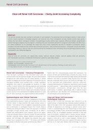 Renal Cell Carcinoma - Urology Hub | Peer Reviewed Urology ...