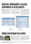 Boletim Informativo Nº 41 - Setembro 2013 - Junta de Freguesia da ... - Page 6
