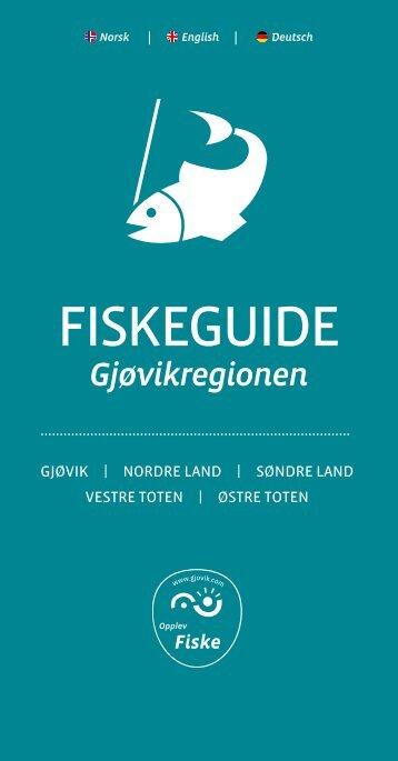 Les eller last ned fiskeguide - Turistkontor for Gjøvik Land Toten