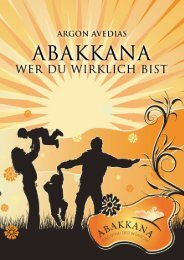 ABAKKANA - Wer Du wirklich bist - e-Book - Zentaurio.com