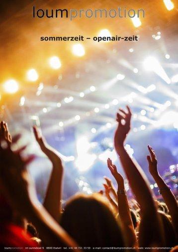 download flyer sommerzeit – openair-zeit 2013 - loumpromotion