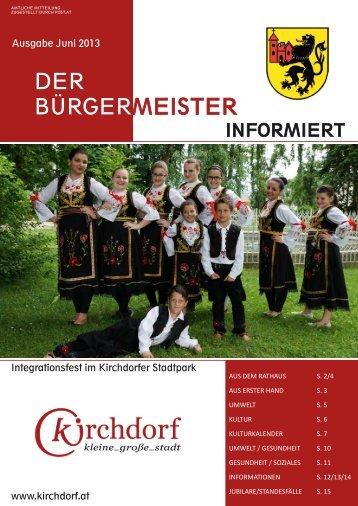 Download - in Kirchdorf an der Krems