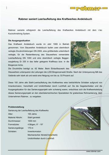 Lesen Sie hier weiter - Umwelttechnik-Cluster