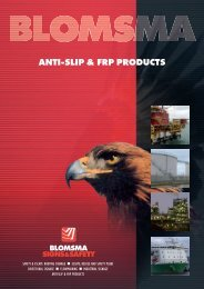 ANTI-SLIP & FRP PRODUCTS - Blomsma Signs & Safety