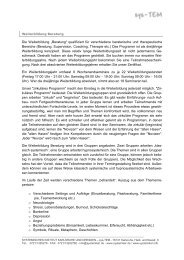 Diesen Text herunterladen (PDF) - Systemisches Institut Karlsruhe