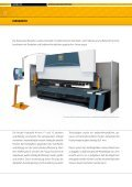 HYDRAULISCHE ABKANTPRESSEN - CNC Maszyny - Page 2