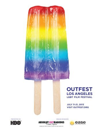 Download the 2013 Film Guide - Outfest