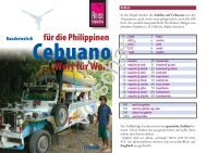 Cebuano - Reise Know-How