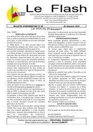 Flash-N°66-2012 - Générations-Mouvement - 67