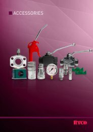 Accessories Section - Ryco