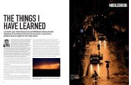December 2012 - The Things I have Learned - Martin Middlebrook