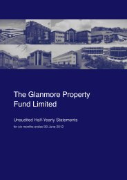 The Glanmore Property Fund Limited