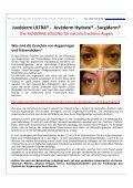 Ästhetische Behandlung von Augenringen und ... - Verena Funk - Seite 2