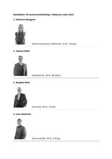 Kommunfullmäktige - Socialdemokraterna