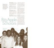 Big Apple Scholars - The Steppingstone Foundation