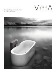 Kompakt Sistem, Kompakt Ünite, Küvet & Duş Teknesi - VitrA