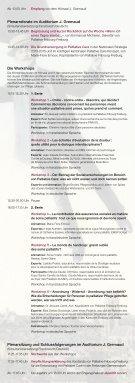 3. TAgUNg VON PAllIATIVE FRIBOURg-FREIBURg - Palliative vs - Seite 2