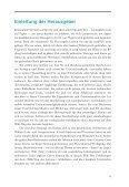Einleitung der Herausgeber - h.e.p. verlag ag, Bern - Page 5