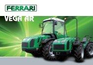 VEGA AR - Ferrari Traktoren