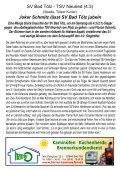 STADIONHEFT - SV Bad Tölz 1925 e.V. - Seite 4