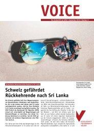 Voice 3/2013 - Gesellschaft für bedrohte Völker