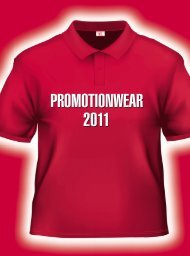 PROMOTIONWEAR 2011 - TOOLS WORLD