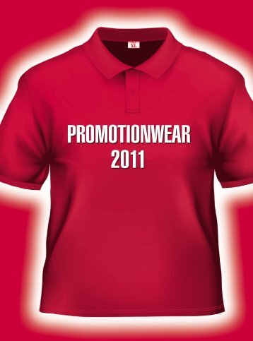 PROMOTIONWEAR 2011 - TOOLS WORLD