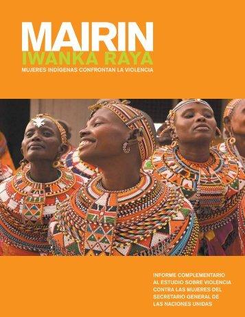 IWANKA RAYA - Agenda de las Mujeres