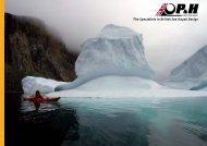 The Specialists in British Sea Kayak Design - P&H Sea Kayaks