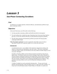 Lesson 3 Gas-Phase Contacting Scrubbers - Environmental ...