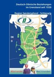 Deutsch-Dänische Beziehungen im Grenzland seit ... - Regionskontor