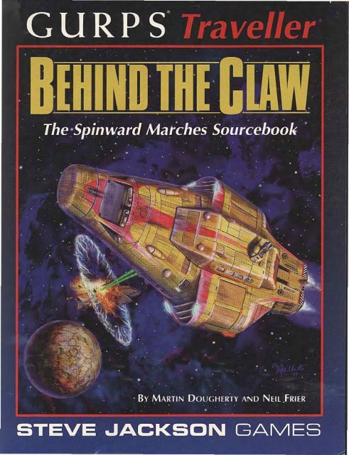Traveller - Behind the Claw pdf