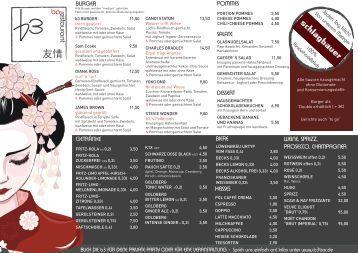 友情 - b3 | Bar & Restaurant