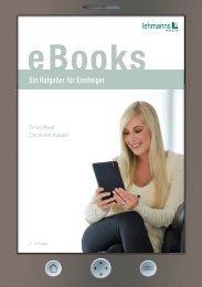 Ebookratgeber 2013 - Stadtbibliothek Wismar